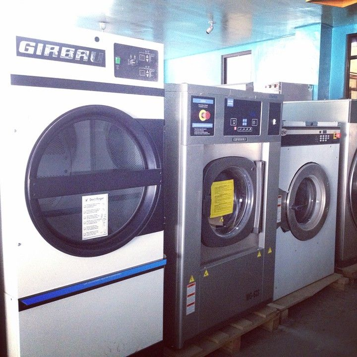 Girbau Spain Washers And Dryers Cebu Laundry Hotels