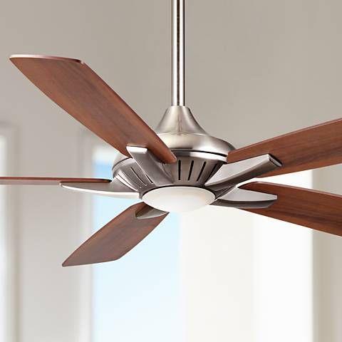52 minka aire dyno brushed nickel ceiling fan minka ceiling fan 52 minka aire dyno brushed nickel ceiling fan aloadofball Choice Image
