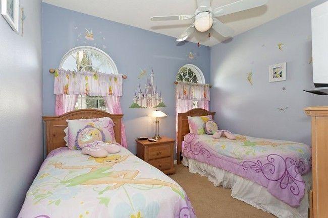 Wunderschöne Tinkerbell Themen Schlafzimmer Für Kleine Mädchen #Badezimmer  #Büromöbel #Couchtisch #Deko Ideen
