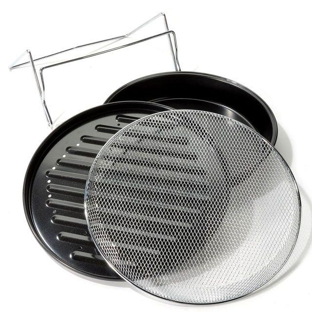 Sharper Image Super Wave Oven Grilling Accessories In 2019