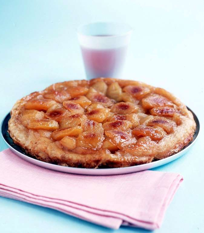 Apple Tarte Tatin - WOMAN'S OWN/REX