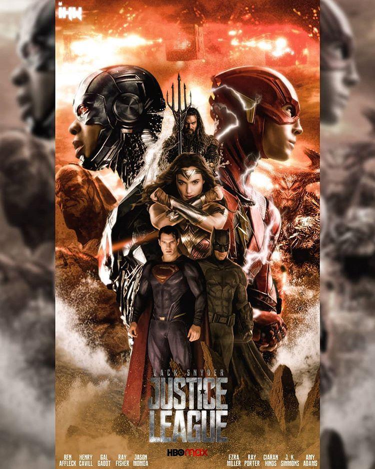 Ihasankazi บน Instagram Zack Snyder Justice League 2021 Hbomax Dccomics
