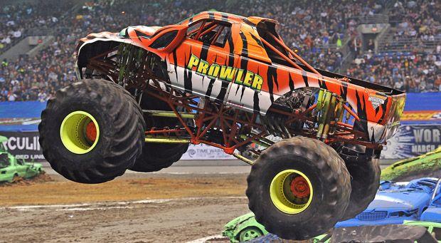 The Official Website Of Monster Jam Trucks Prowler Monster