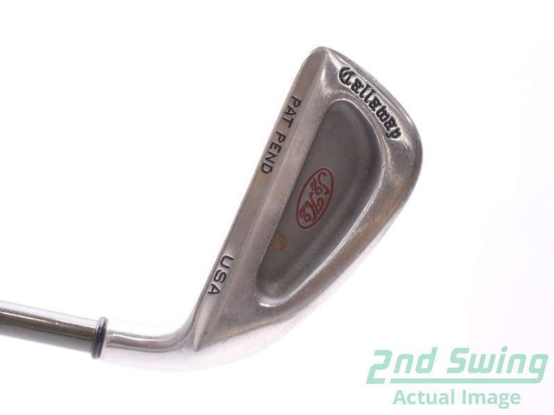 Callaway S2h2 Single Iron 5 Iron Graphite Stiff Right 38 In Ebay