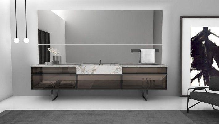 Design Bagno 2016 : Salone del bagno preview u antoniolupi new bathroom
