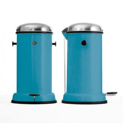 Alive & Kicking: Shmancy trash cans, designed in 1939 and still in ...