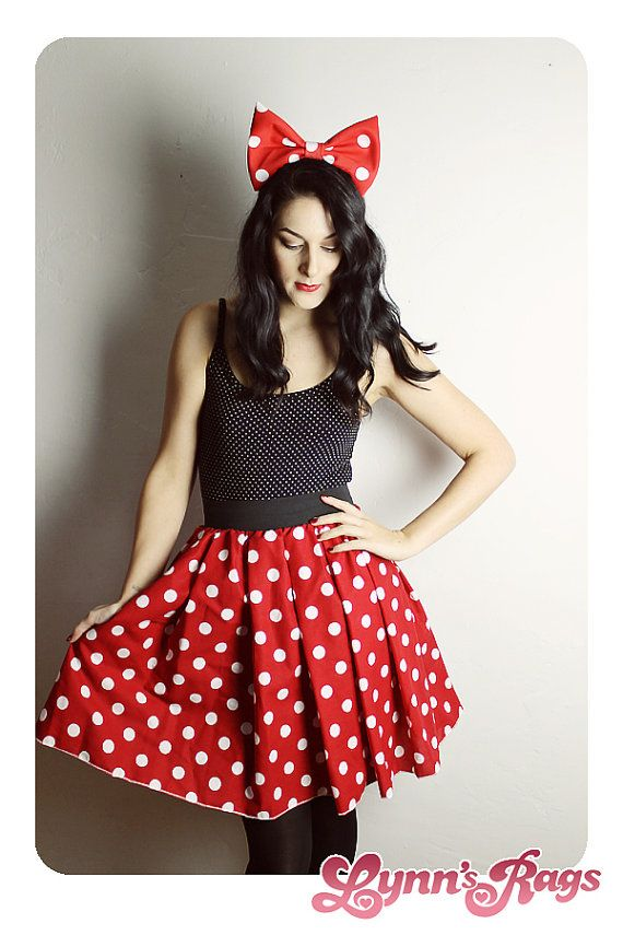 f50195eb4 ... polka-dot loving Minnie Mouse. Hey, I found this really awesome Etsy  listing at https://www.