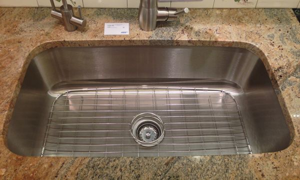 How To Buy A Kitchen Sink Choosing Stainless Porcelain Concrete