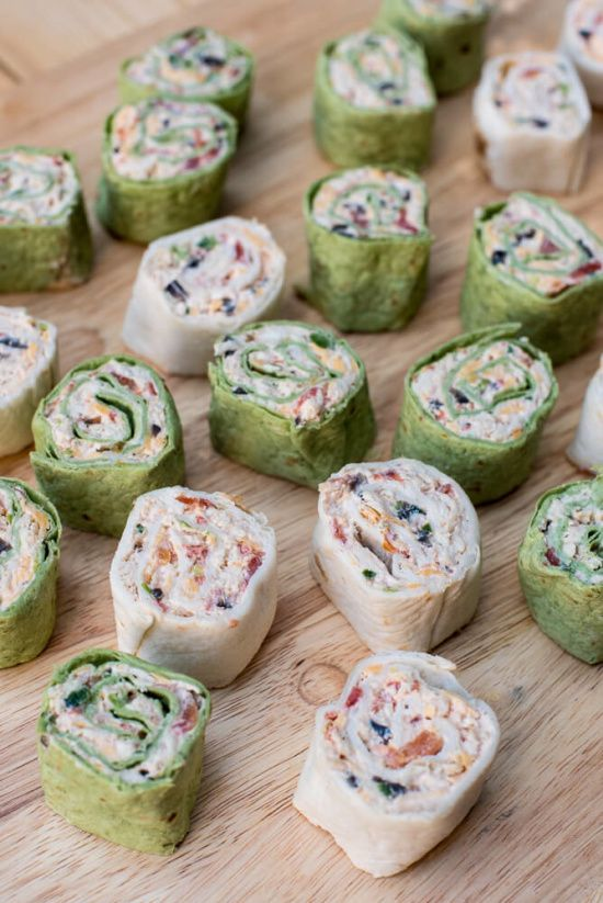 The classic party appetizer with a Southwest twist! A