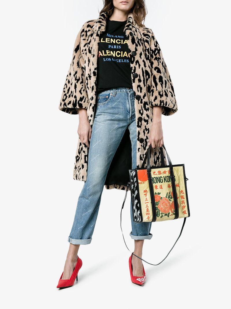 Hong Kong Bazar Shopper small tote bag Balenciaga Buy Cheap Inexpensive mlCIWrfH6