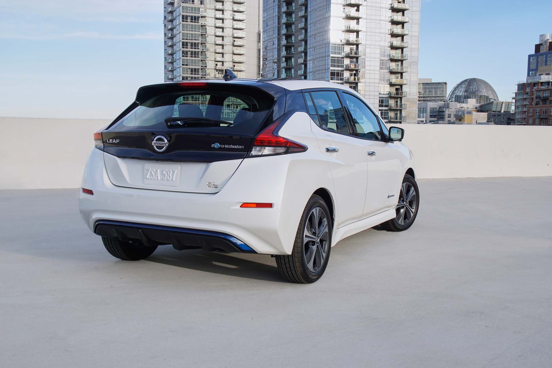 2019 Nissan Leaf Plus vs Leaf A first look at the