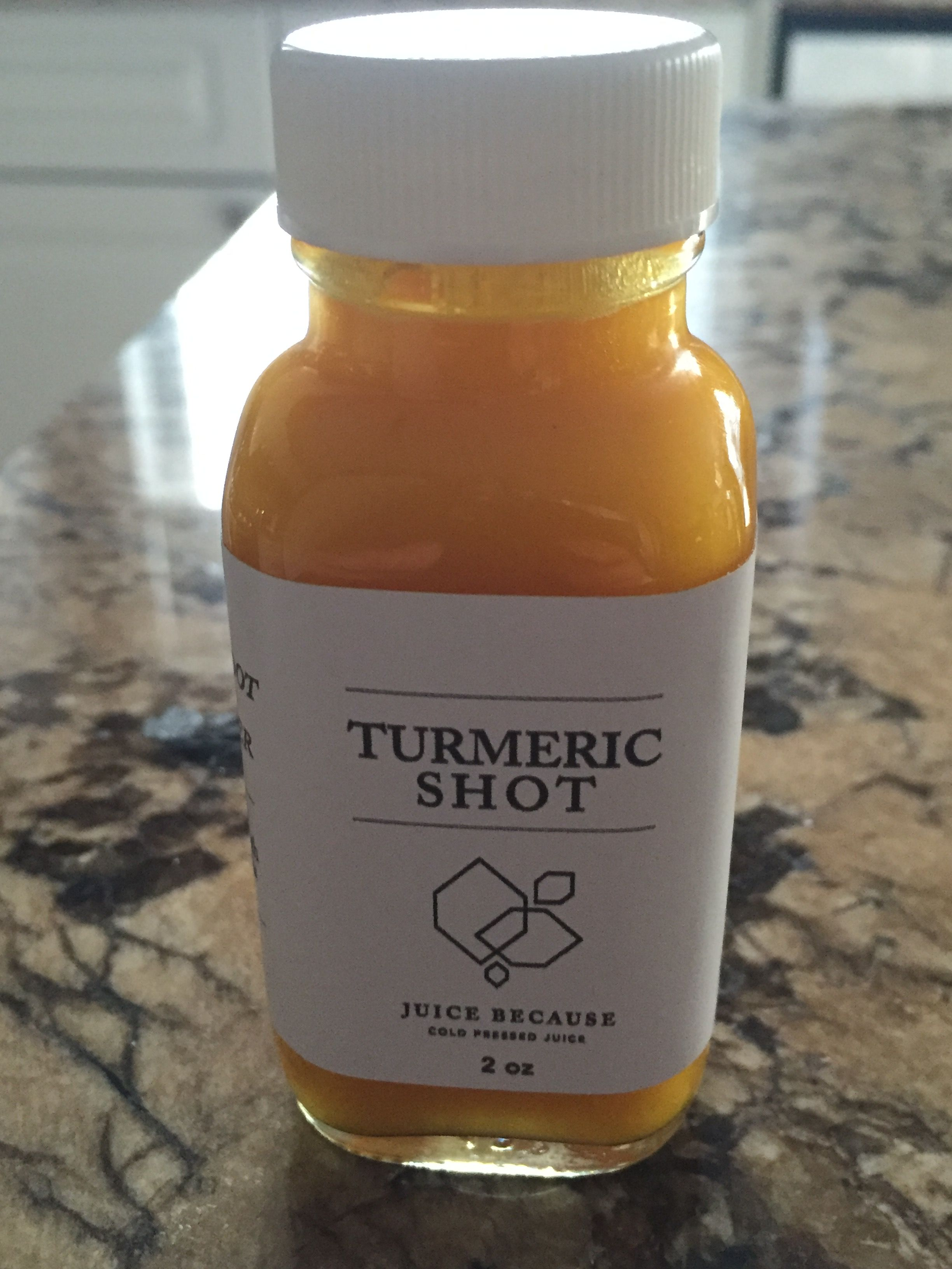 Exited try this. Just found Tumeric cold pressed juice at