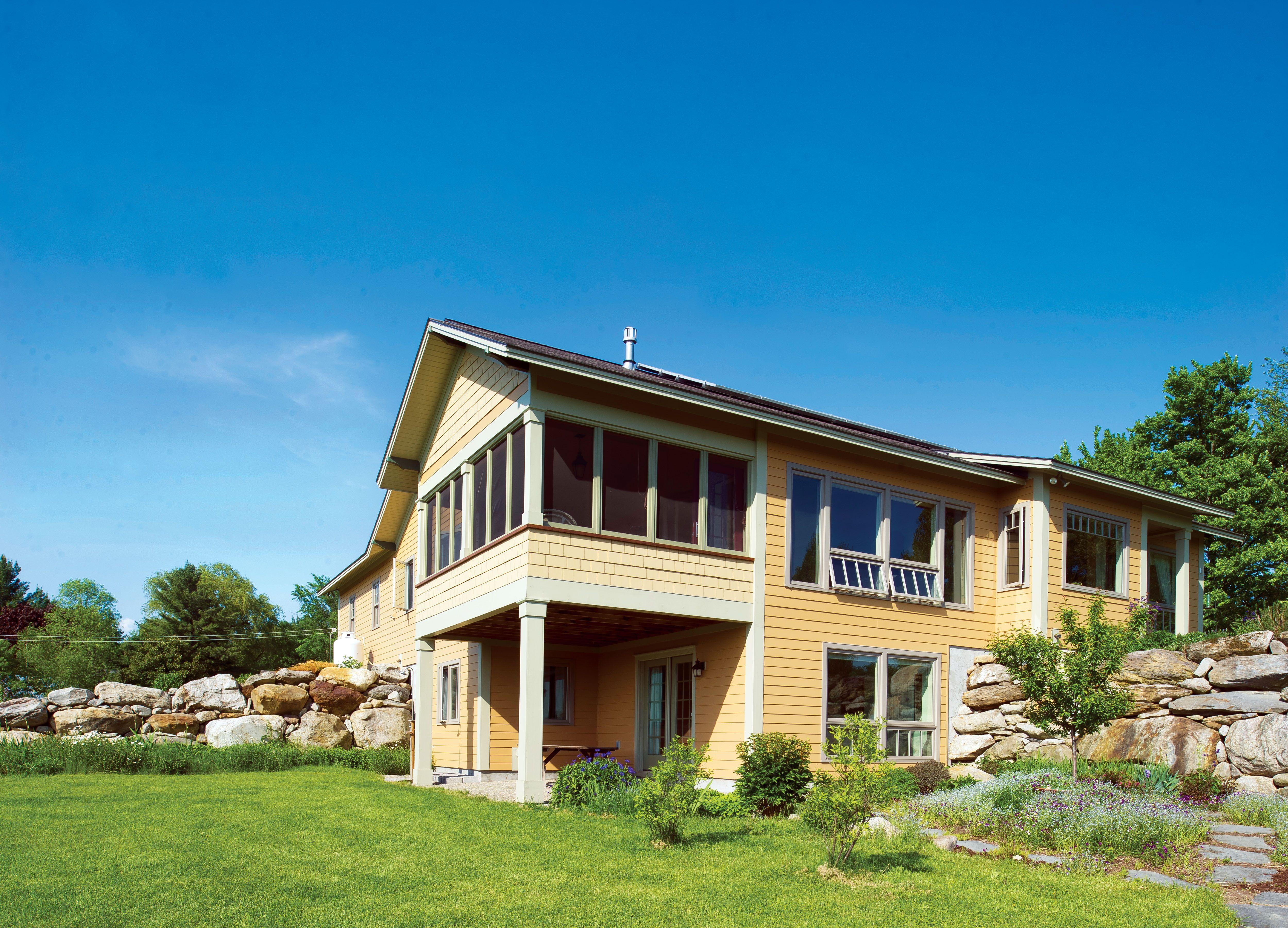 passive solar design: creating sun-inspired homes - green homes