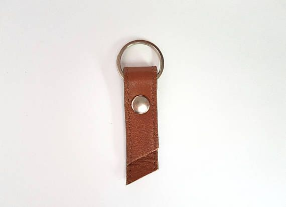 5c76eb15c506 Ceintures En Cuir · REPURPOSED Leather Keychain. Recycled Leather Belt.  Leather