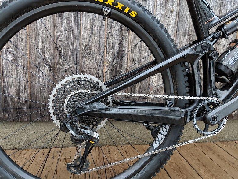 Unno Dash blast_off's Bike Check Vital MTB Bike