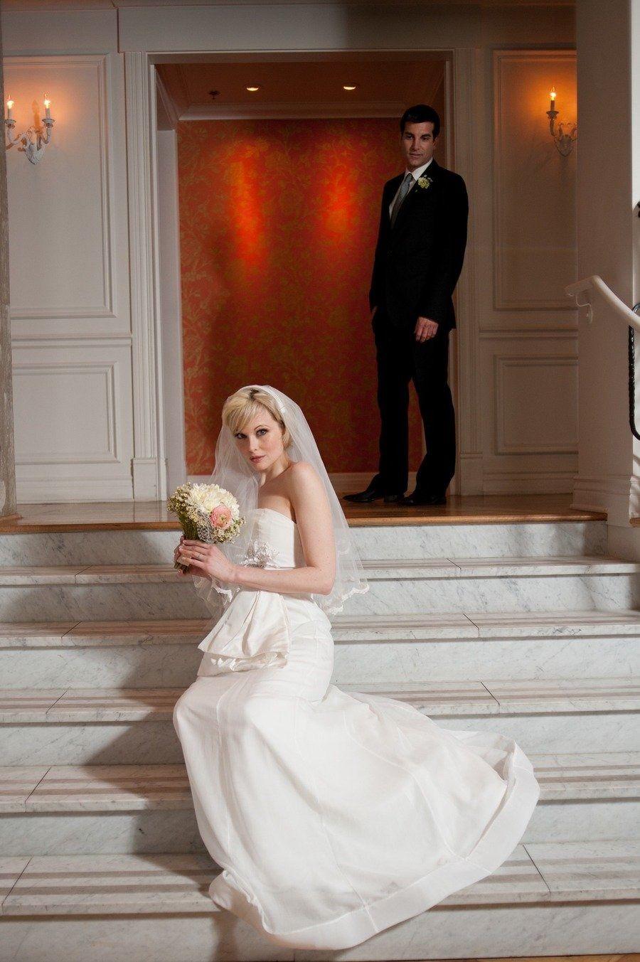 Mad men inspired wedding photo shoot by nika vaughan studio