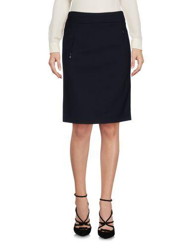 SEVENTY Women's Knee length skirt Black 6 US