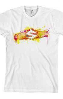 3353ffa4da99 Super Hands T-Shirt - IISuperwomanII T-Shirts - Online Store on District  Lines