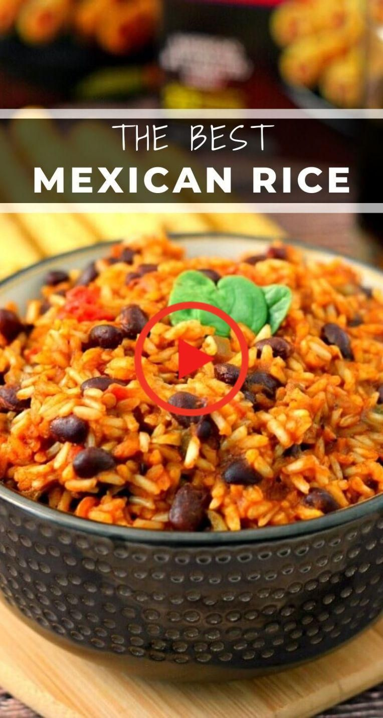 Mexicaanse Rice Mexican Rice Recipes Rice Side Dishes Mexican Side Dishes