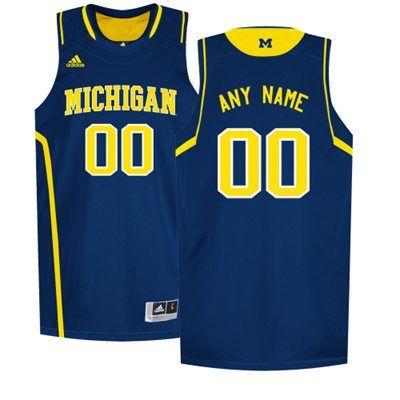 Michigan Basketball Jersey 1 For My Hubby Fanatics Valentine S Day Basketball Uniforms Design College Basketball Shirts Michigan Apparel