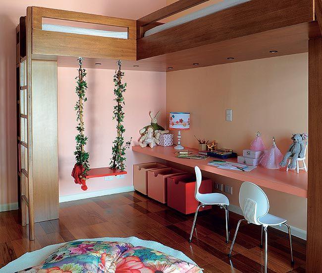 Um mezanino pra chamar de meu ideas pinterest for Decoracion economica de interiores