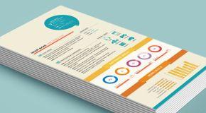 20 Cool Resume & CV Designs.