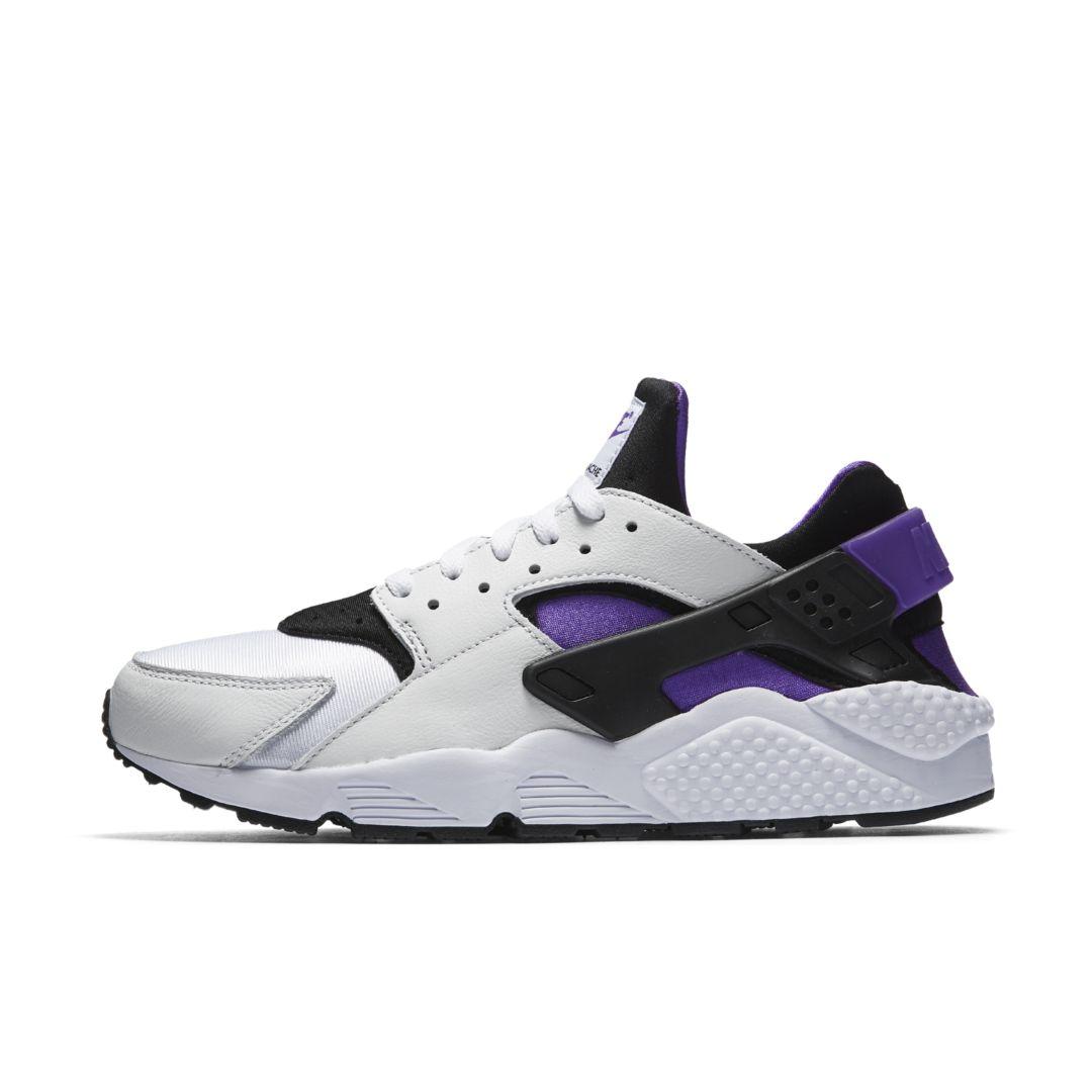 Nike Air Huarache 91 Qs Men S Shoe Size 11 5 Black Nike Air
