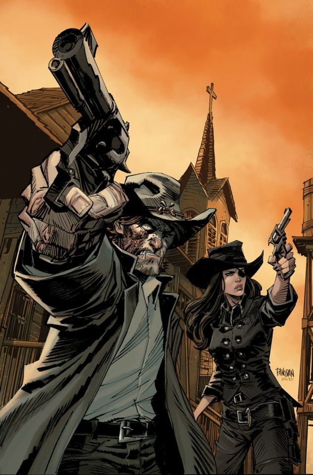 Jonah Hex screenshots, images and pictures - Comic Vine