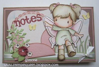 Stempeleinmaleins: Haftnotizblöcke - sticky note pads