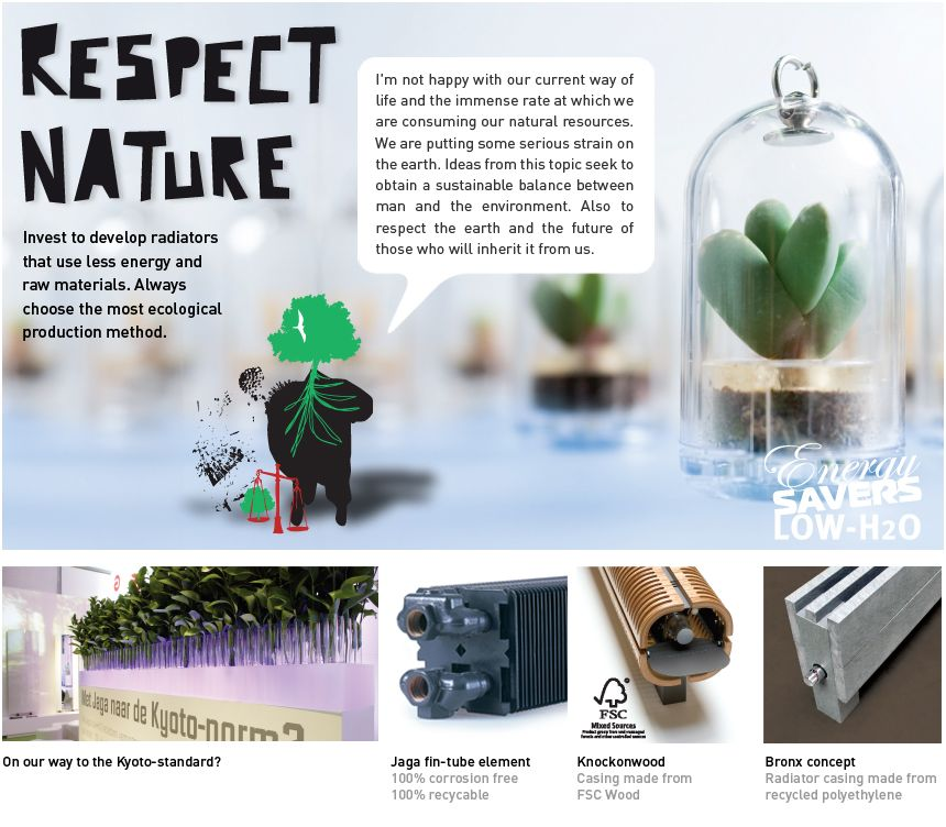 Respect Nature One Of The 5 Jaga Values That Our Company Follows