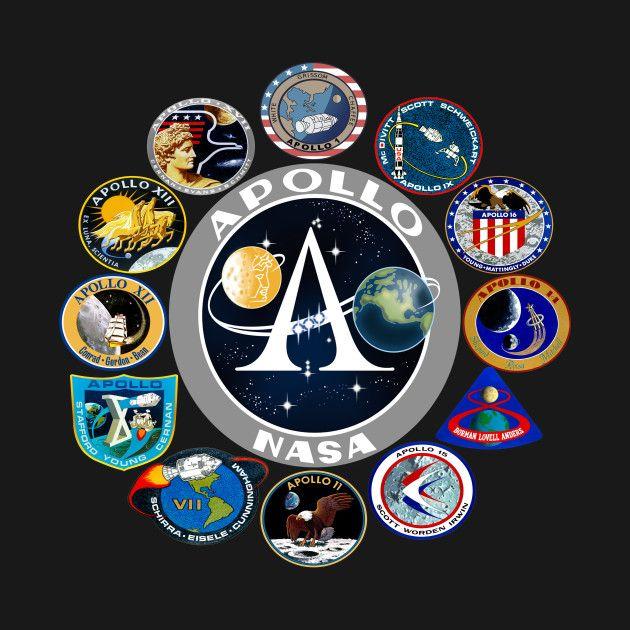 "NEW Authentic MISSION CONTROL 1973 NASA Original AB Emblem 4/"" SPACE PATCH"
