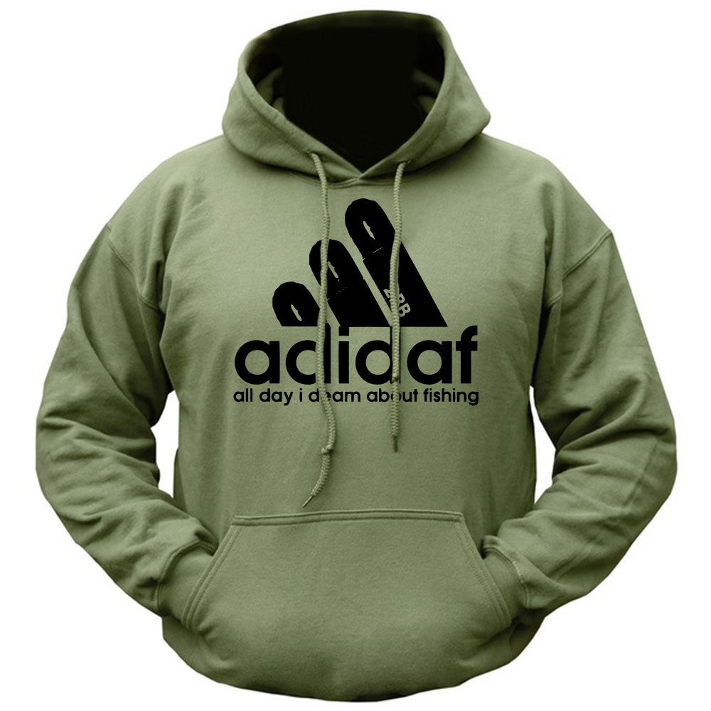 Adidaf all day i dream about fishing carp pike fly fishing for Fly fishing hoodie