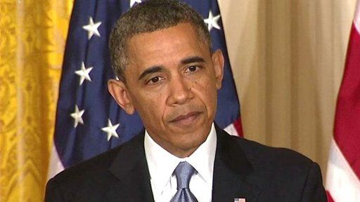 Angry Obama Says Benghazi Scandal Doesn't Exist: 'There's No There There'...5/13....video>>