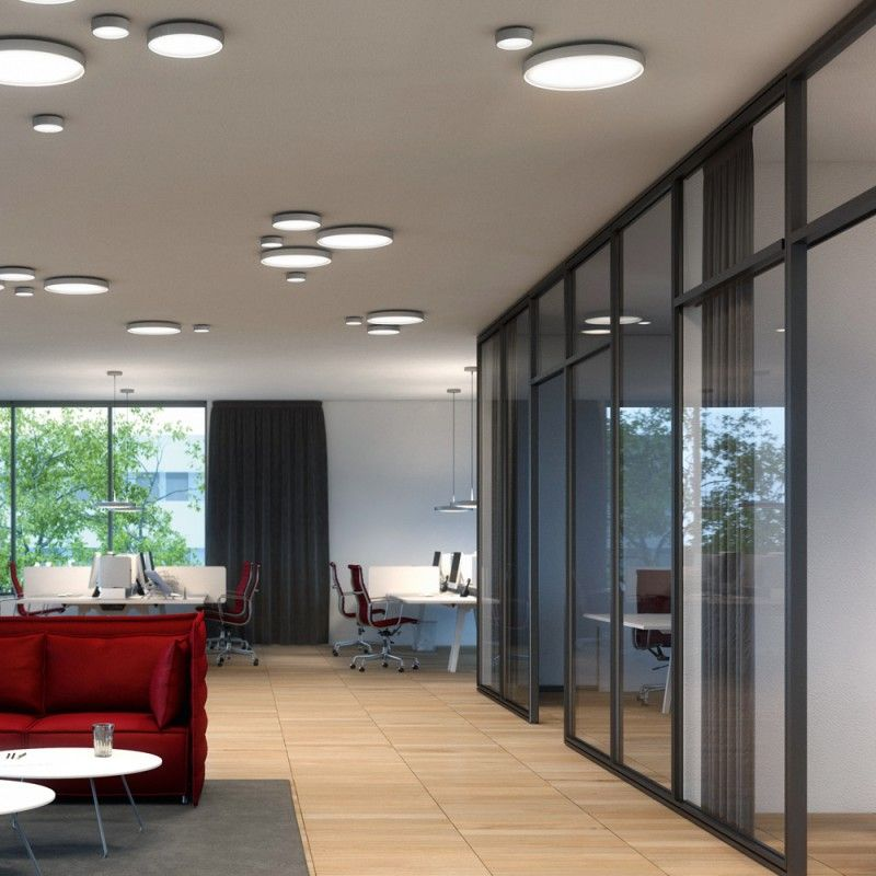 Arva, Ø 27/44 cm, LED Deckenleuchte von RIBAG | Lighting in ...