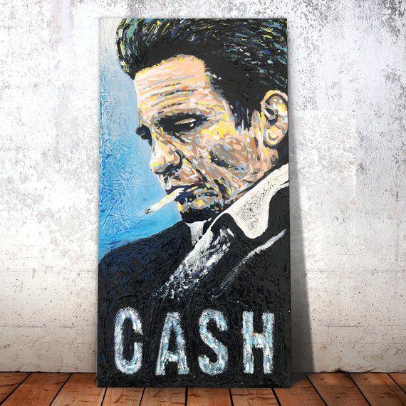 Johnny Cash. The Original Gangster. In 2019