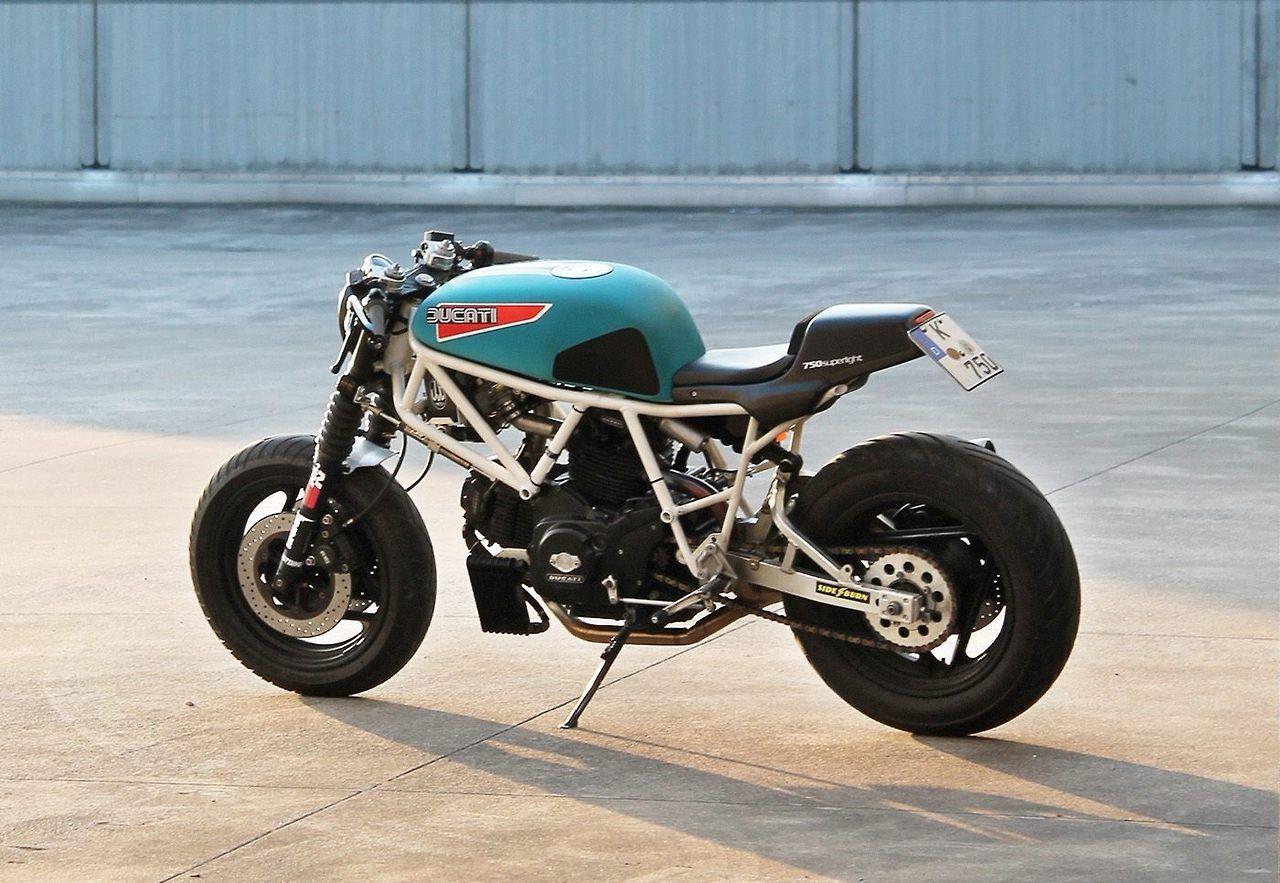 The Bike Shed Cc Aangepaste Motoren Motor Coole Auto S