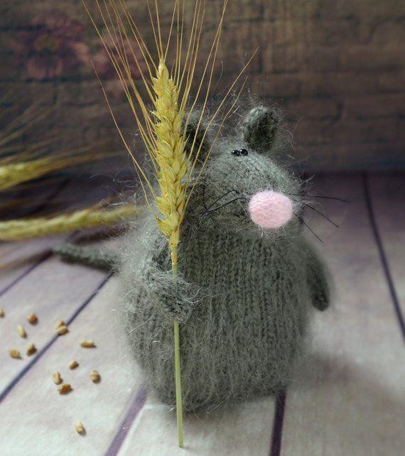 Photo of Maus Muster Spielzeug Amigurumi Strick Tiere Muster Strick Spielzeug Muster …