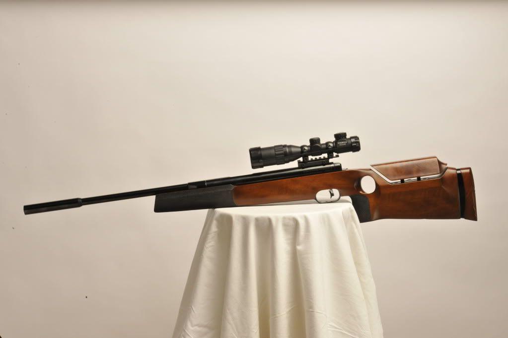 FWB 300 Running Target | AIR GUN