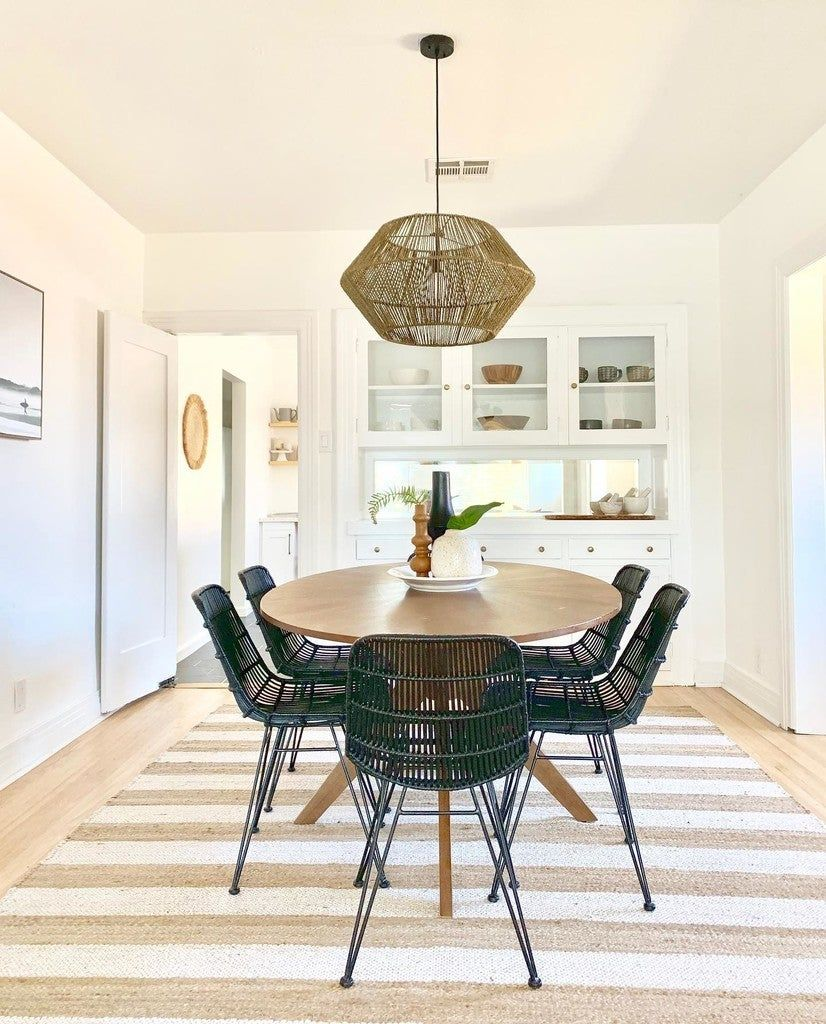 Home Staging Dining Room Table: Conan Oval Dining Table In 2020