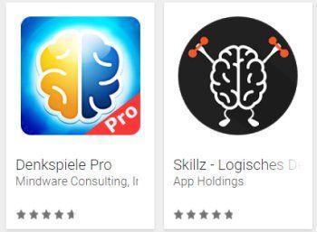 Denkspiele App