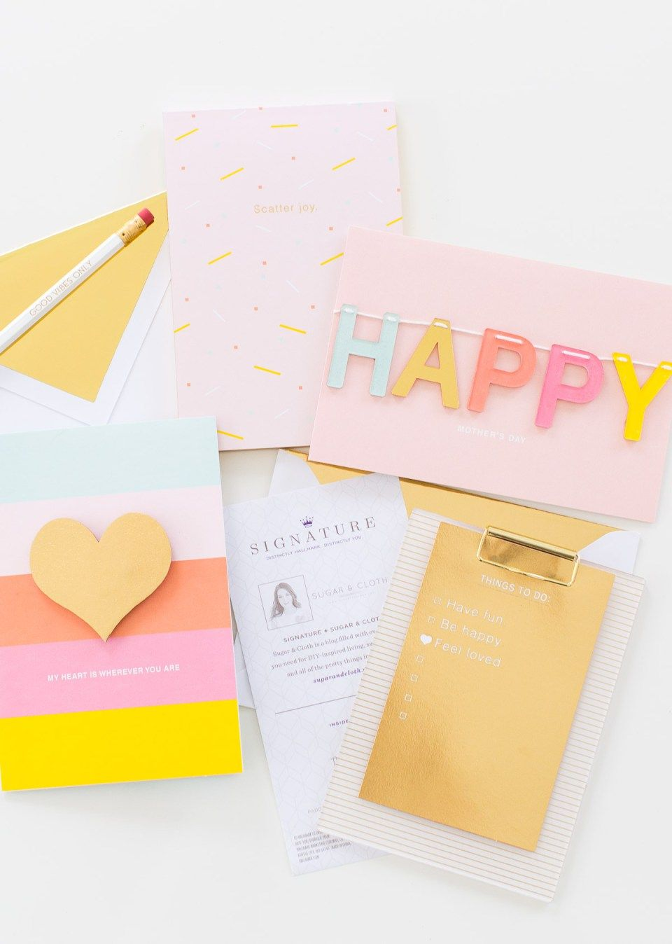 The full scoop on our motherus day cards for hallmark video