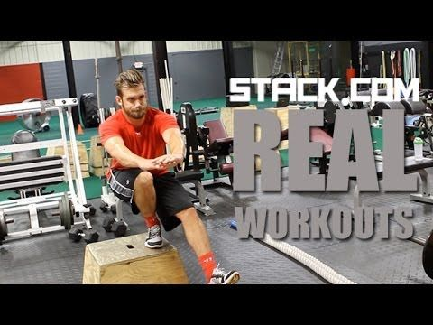 Henrik Zetterberg From Red Wings Workout Mobility Exercises Wings Workout Exercise