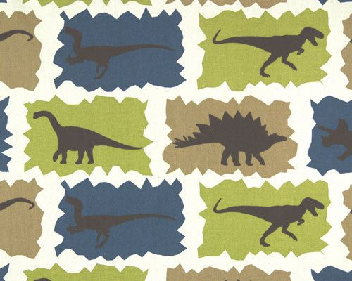 Premier prints fabric rex dinosaur stellar blue or camo for Dinosaur fabric
