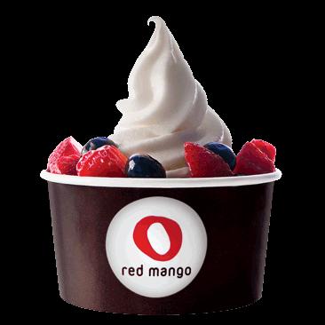 Red Mango Frozen Yogurt Shop Frozen Yogurt Store Frozen Yoghurt Smoothies Probiotics Frozen Yoghurt Red Mango Mango Frozen Yogurt
