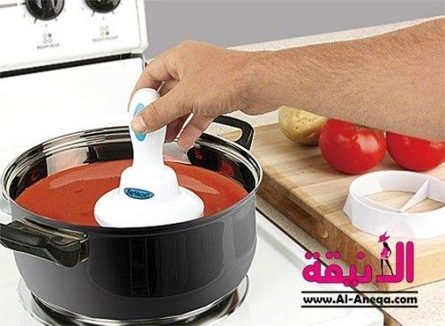 مغناطيس الدهون لطعام صحي السعر S R 149 اناقة منزلك متجر الأنيقة العيد للحصول على أطباق مثالية صحية وشه Cool Kitchen Gadgets Cool Kitchens Kitchen Gadgets