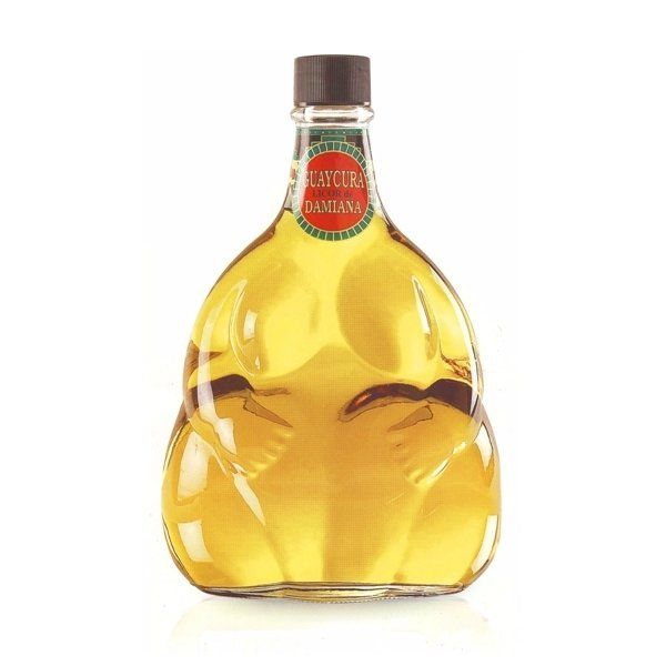 Guaycura licor de Damiana
