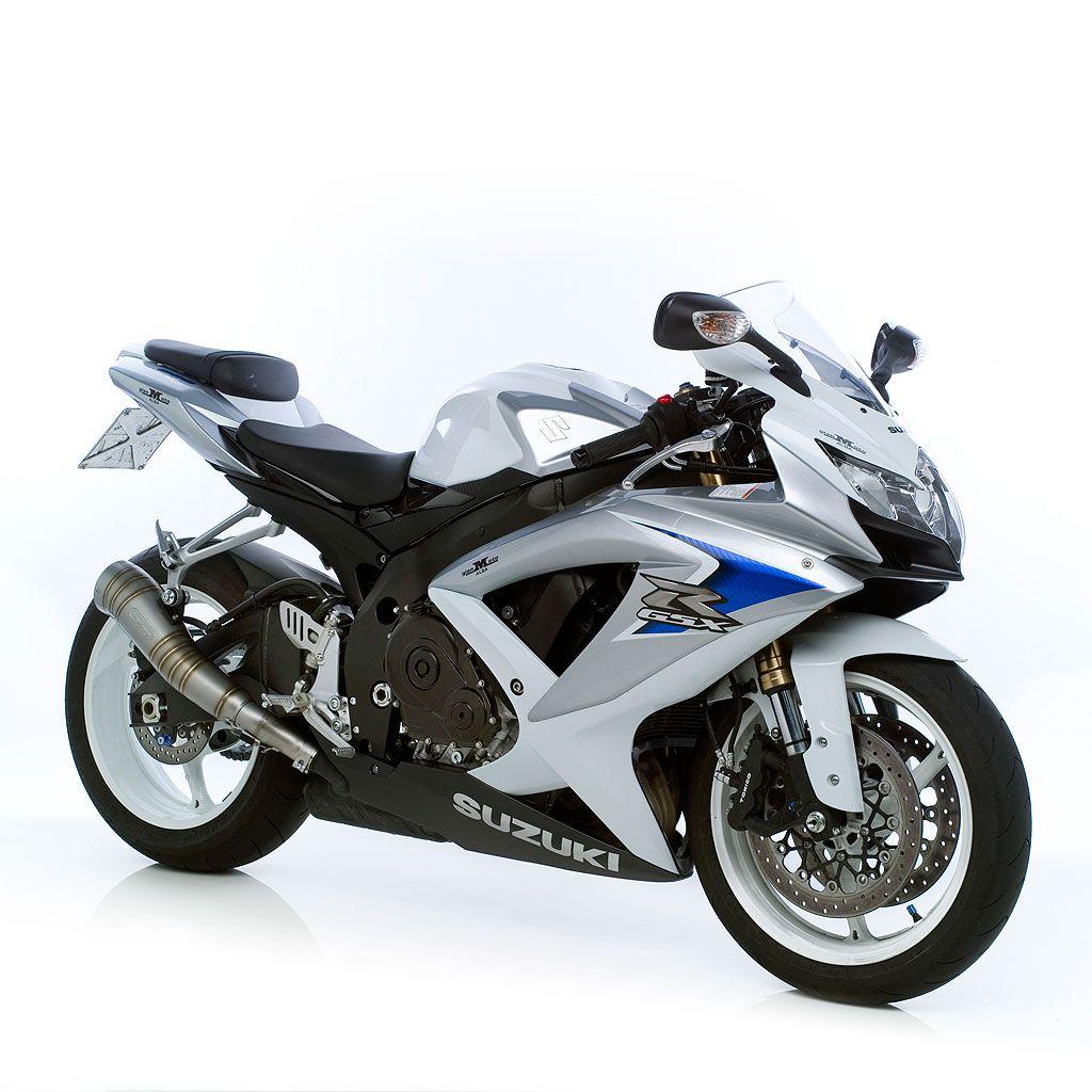 Suzuki gsx r 600 2009