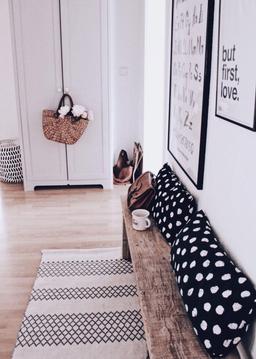 holzbank selber bauen das geht einfacher als man denkt diy home pinterest haus. Black Bedroom Furniture Sets. Home Design Ideas