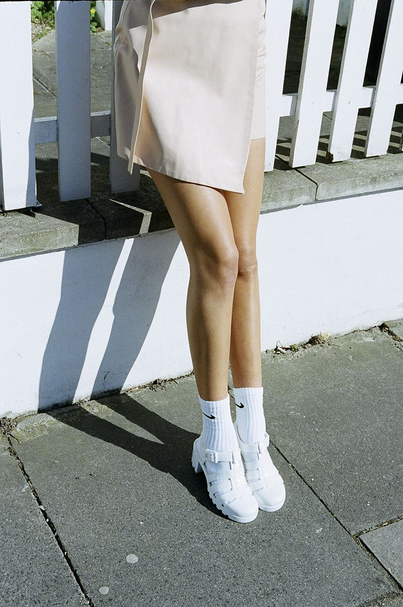 fantastic outfits with nike socks 15