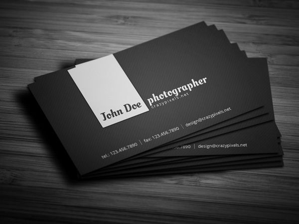 Win 25 Premium Business Card Designs